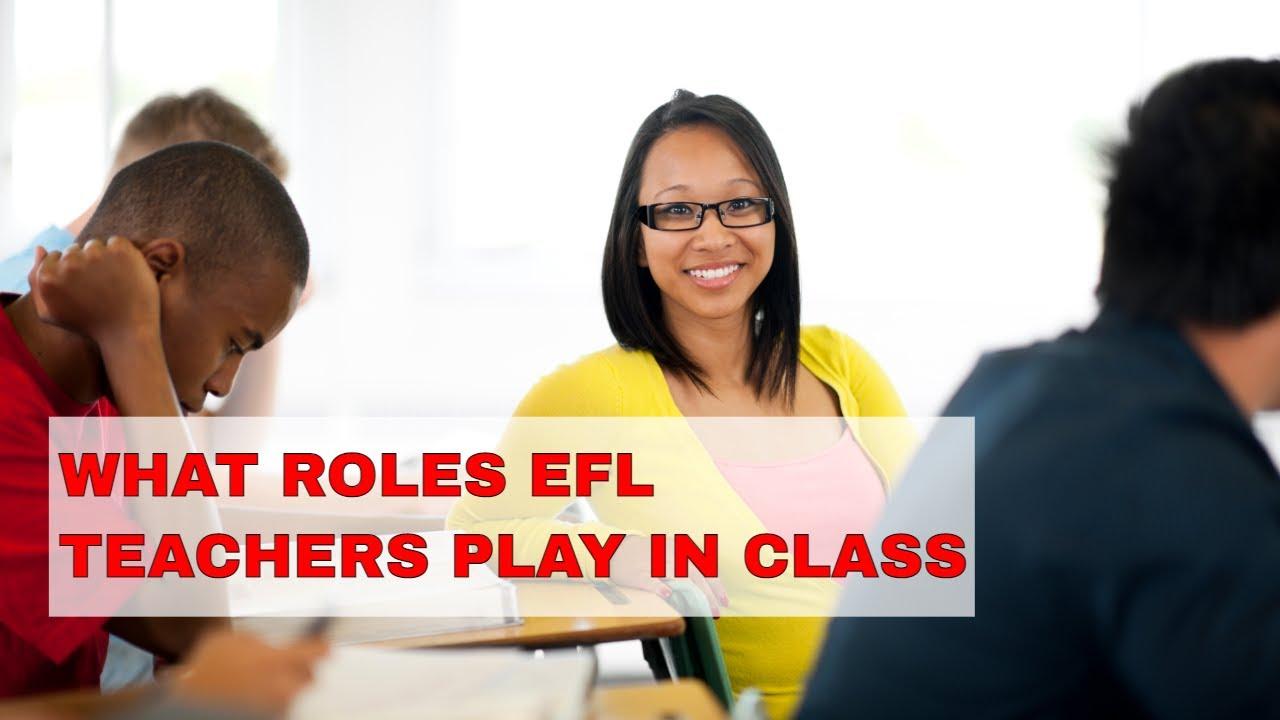 Essential Role of an EFL Teacher: Teaching Knowledge