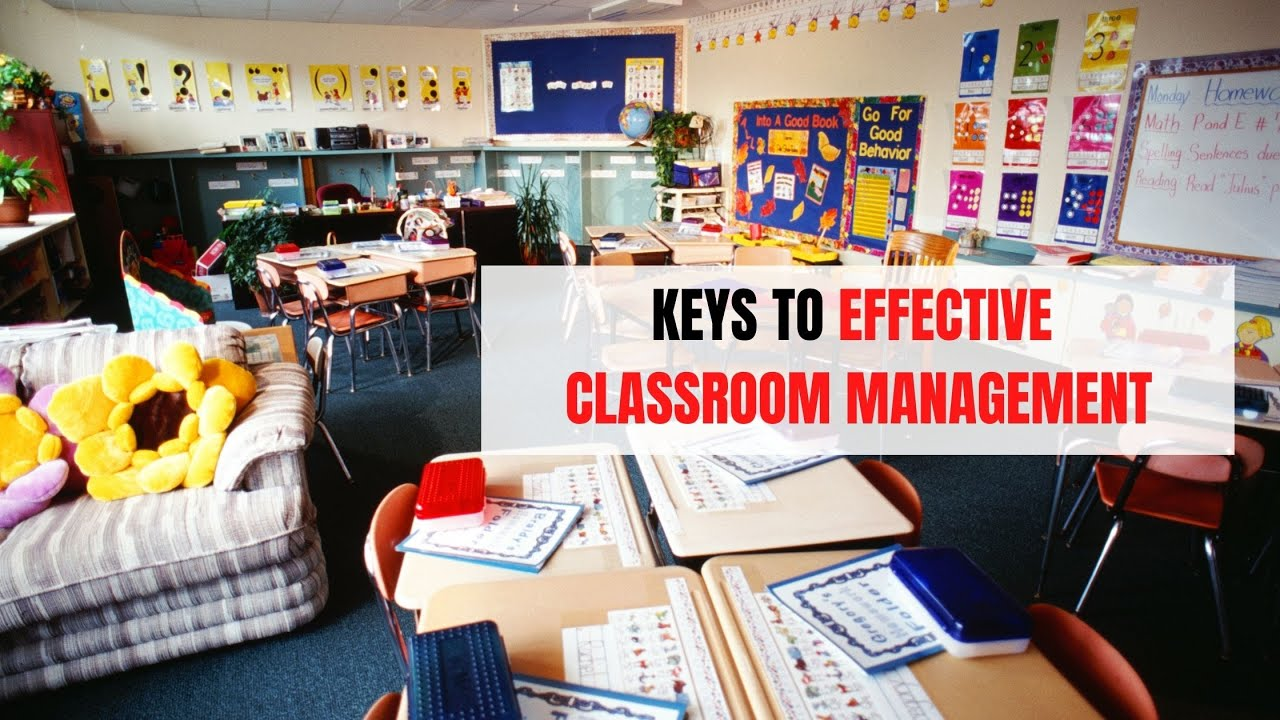Keys to Effective Classroom Management   ITTT   TEFL Blog