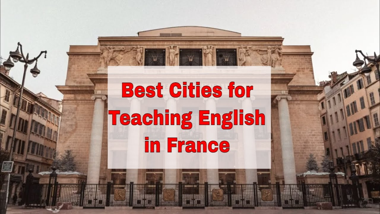 The Top City in France For Teaching English Abroad – Marseille