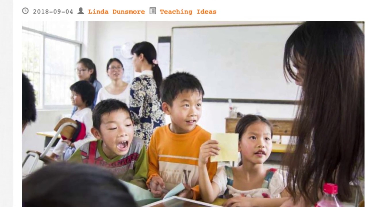 The Best Teaching Ideas for ESL Teachers | ITTT TEFL BLOG