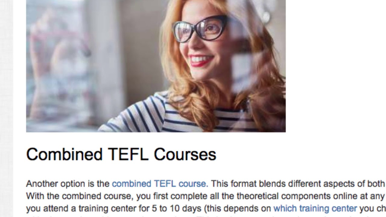 Online or In-Class: Which TEFL Course Should You Take?