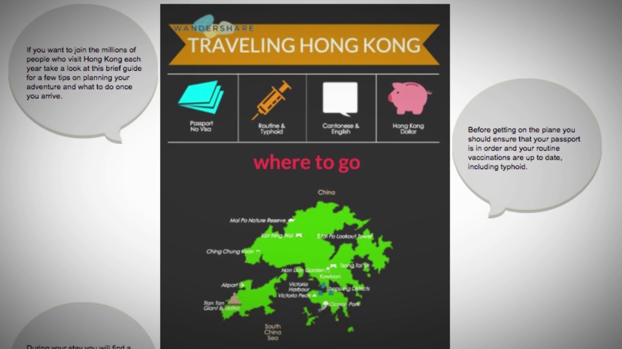 What are some useful travel tips for Hong Kong?