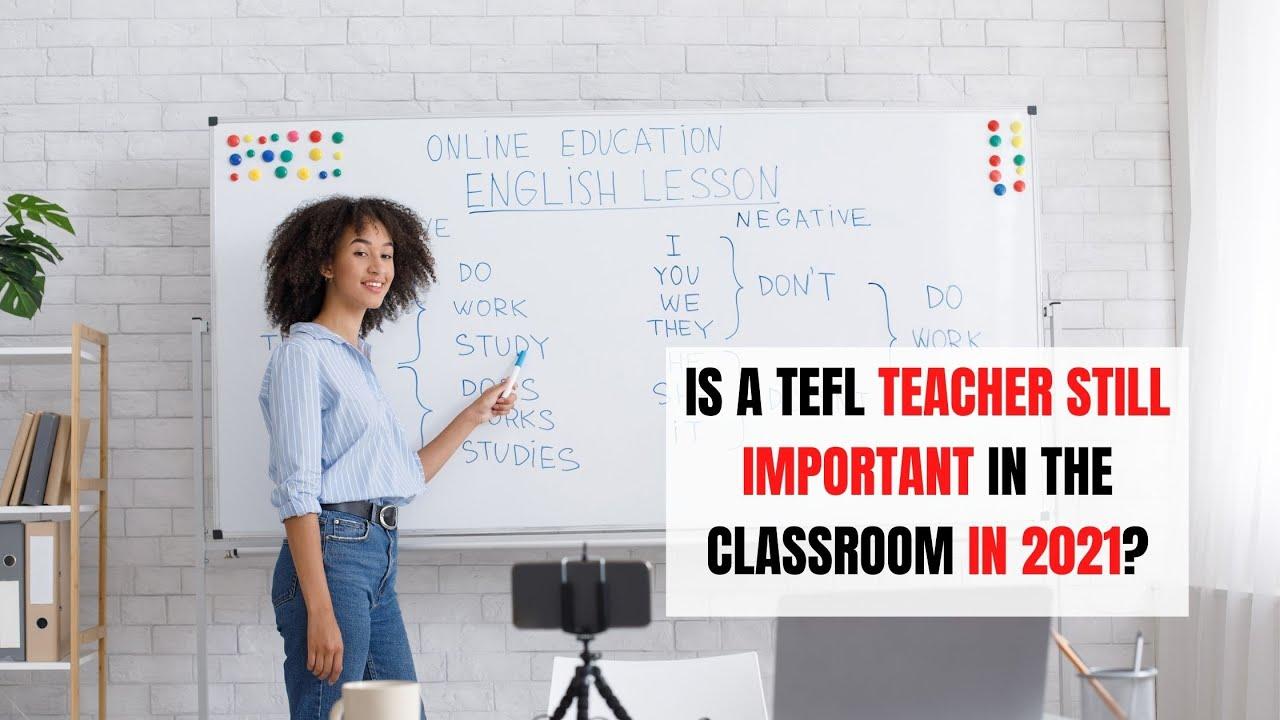 3 Reasons Why an ESL Teacher is Important for Students   ITTT   TEFL Blog