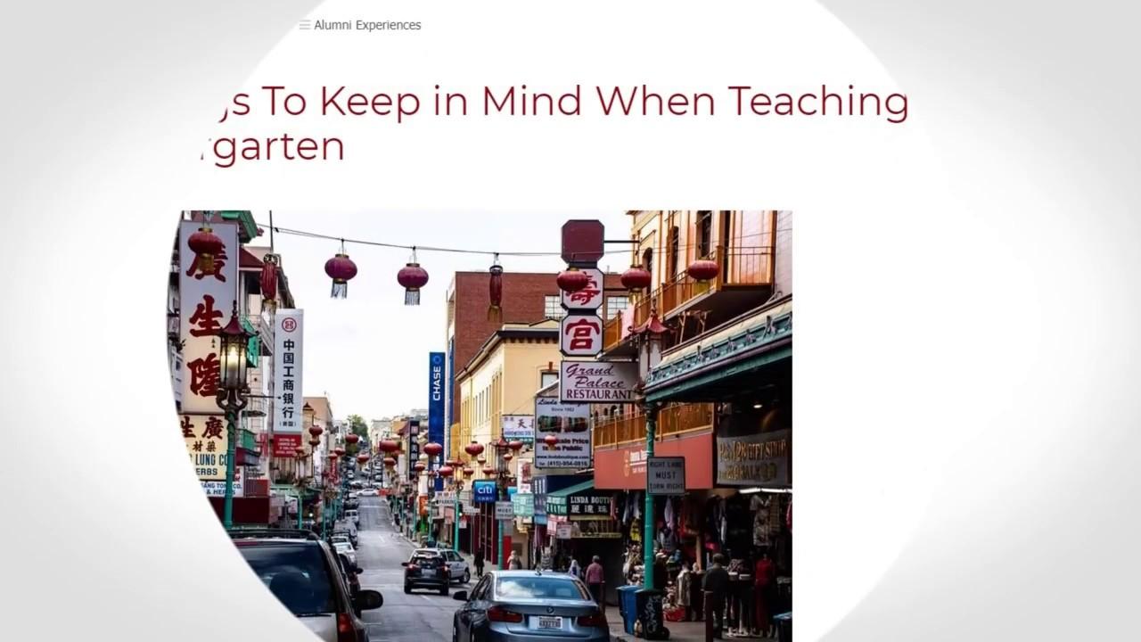 4 Things To Keep in Mind When Teaching EFL in a Kindergarten | ITTT TEFL BLOG