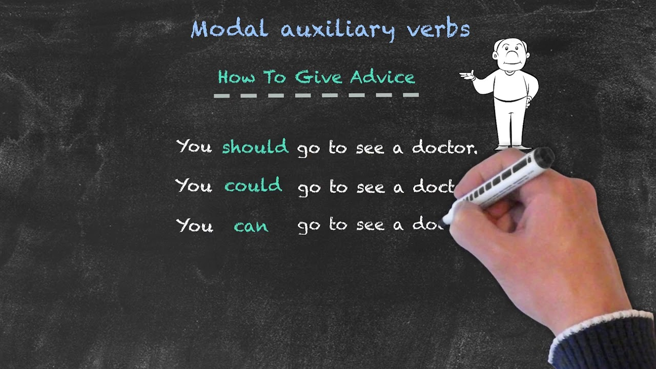 Giving Advice | Modals and Passive Voice