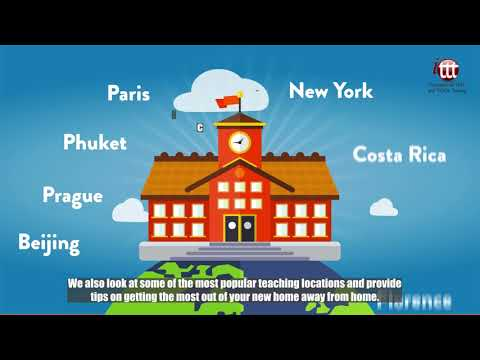 Why Choose ITTT? | Wide Range of TESOL Teaching Videos