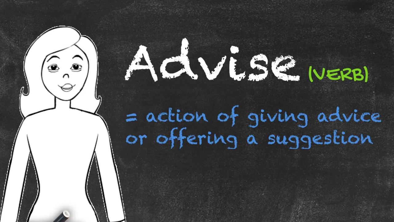 Advice vs Advise | Ask Linda! | English Grammar