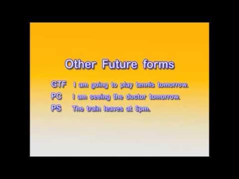 English Grammar – Other Future Forms – TEFL