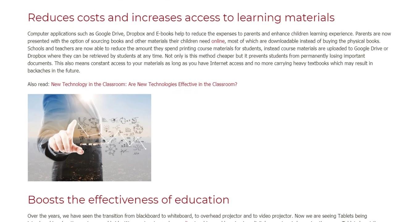 4 Benefits of Using Technology in the Classroom   ITTT TEFL BLOG