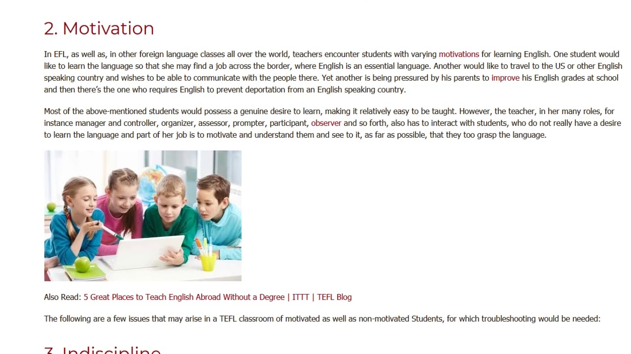 7 Reasons Why Troubleshooting is Essential for TEFL Teaching | ITTT TEFL BLOG