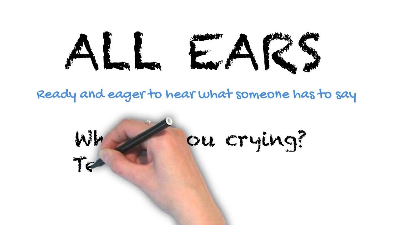 All Ears | Ask Linda! | Idioms