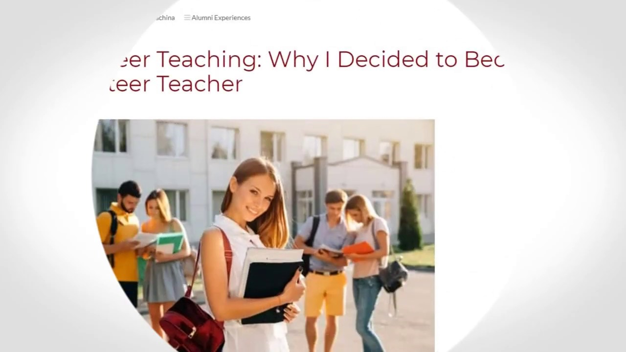 Volunteer Teaching: Why I Decided to Become a Volunteer Teacher   ITTT TEFL BLOG
