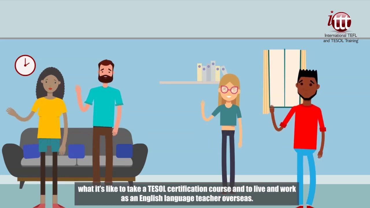 Why Choose ITTT? | ITTT's Experienced TESOL Training Staff