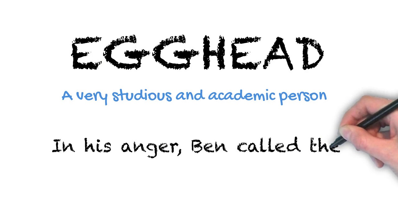 Egghead   Ask Linda!   Idioms