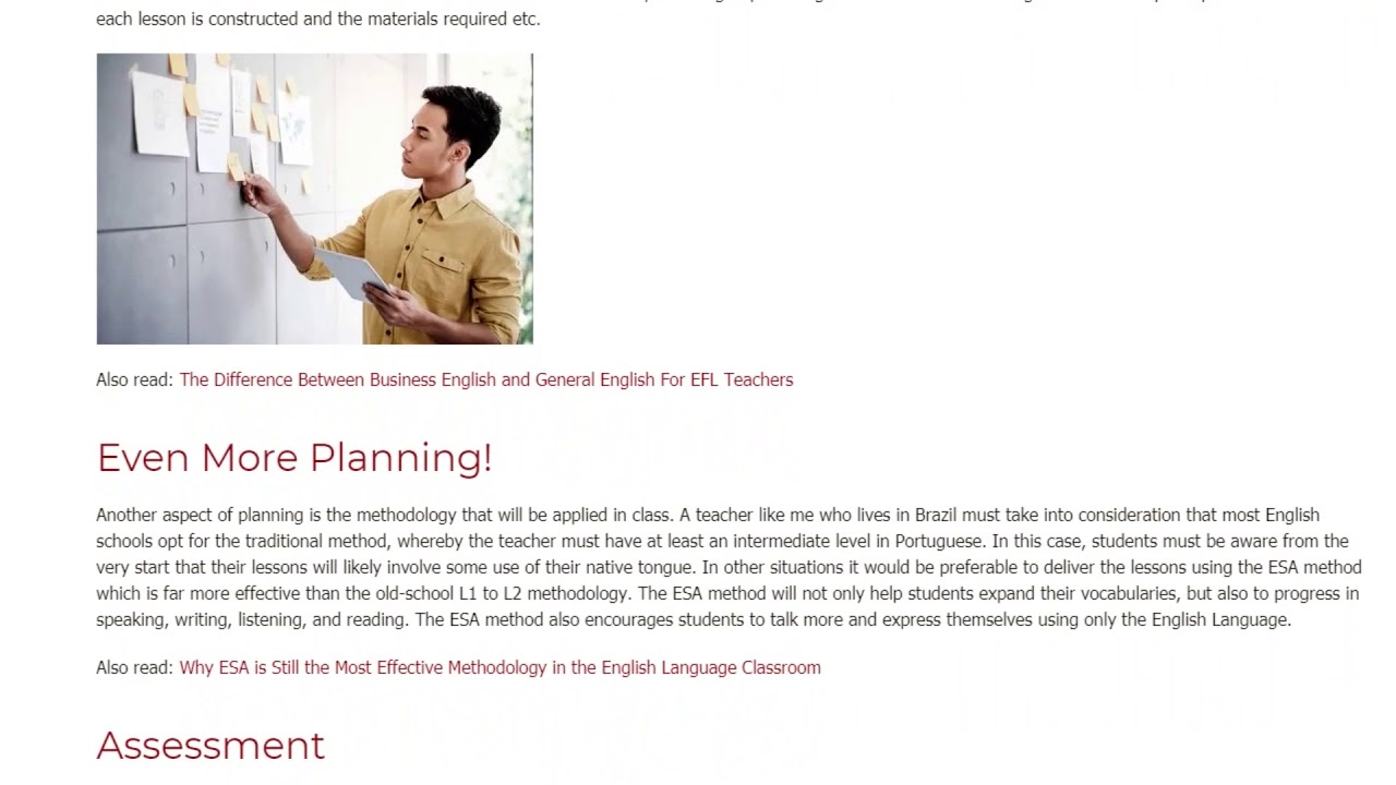 What I Have Learned About Teaching Business English in Brazil   ITTT TEFL BLOG