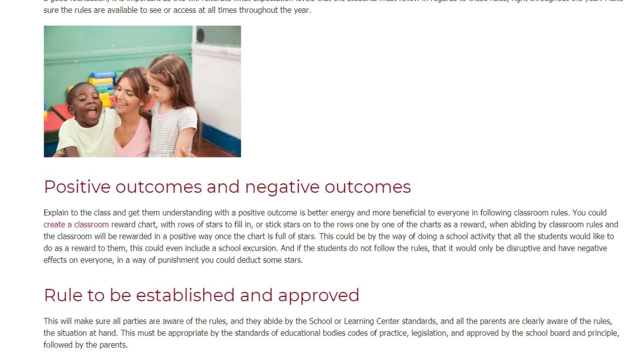 Why is Classroom Discipline Important | ITTT TEFL BLOG