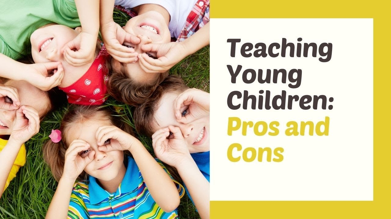 Teaching English to Young Children: Pros and Cons | ITTT | TEFL Blog