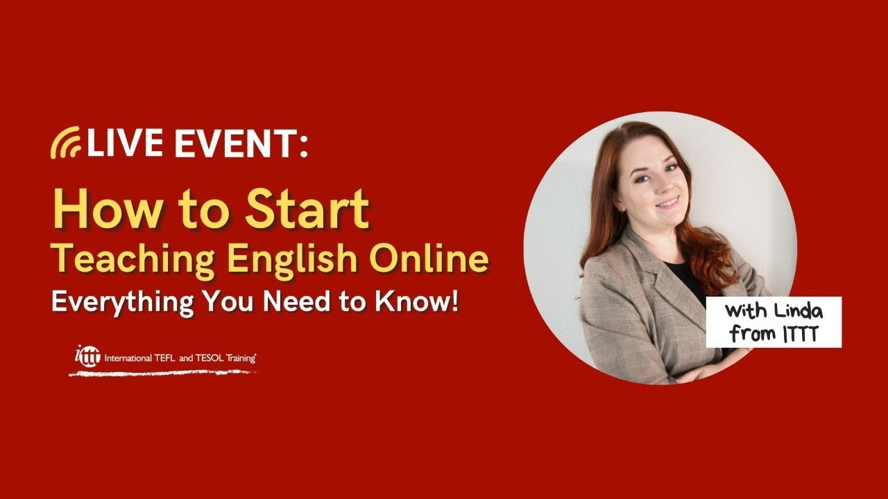 Complete Guide to Teaching English Online