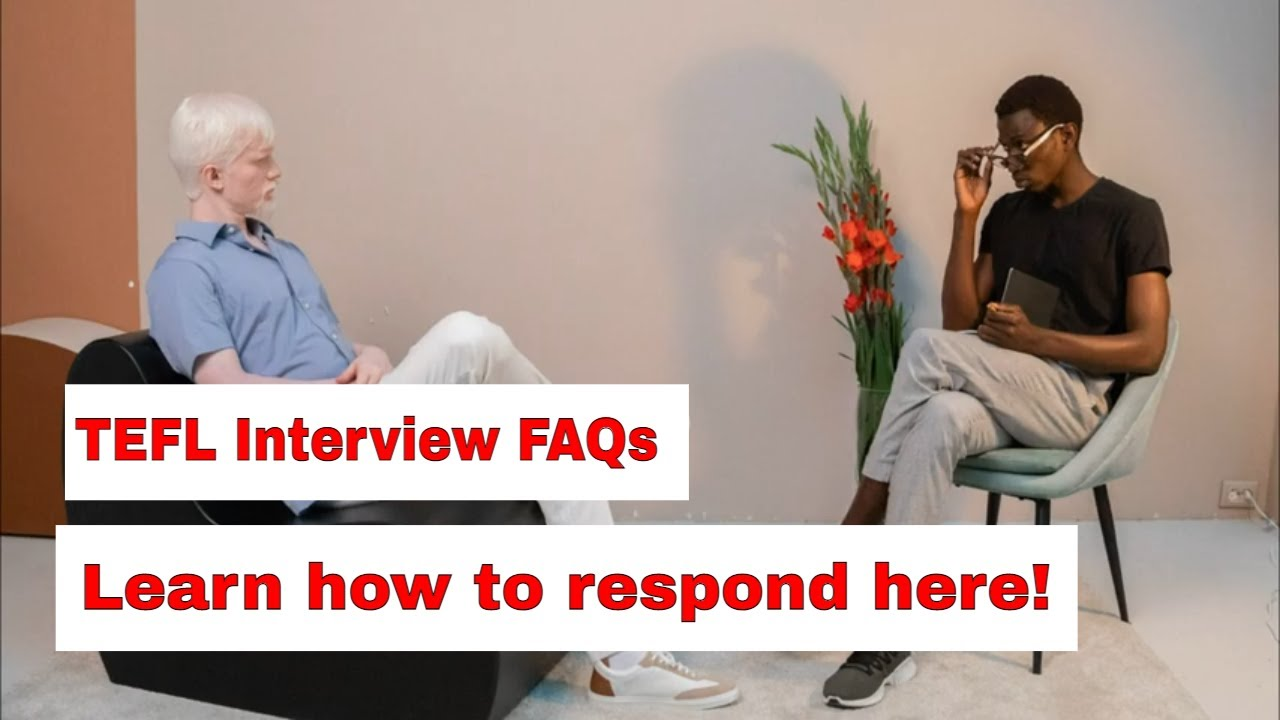 TEFL Interview FAQs – What is your favorite age range to teach and why?