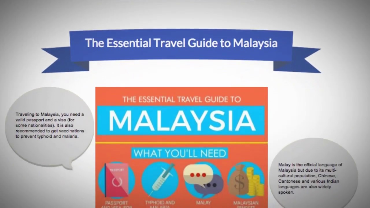 What do I need to know before traveling to Malaysia?