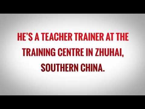 Teaching English in Zhuhai – CHINA – Duncan Wood