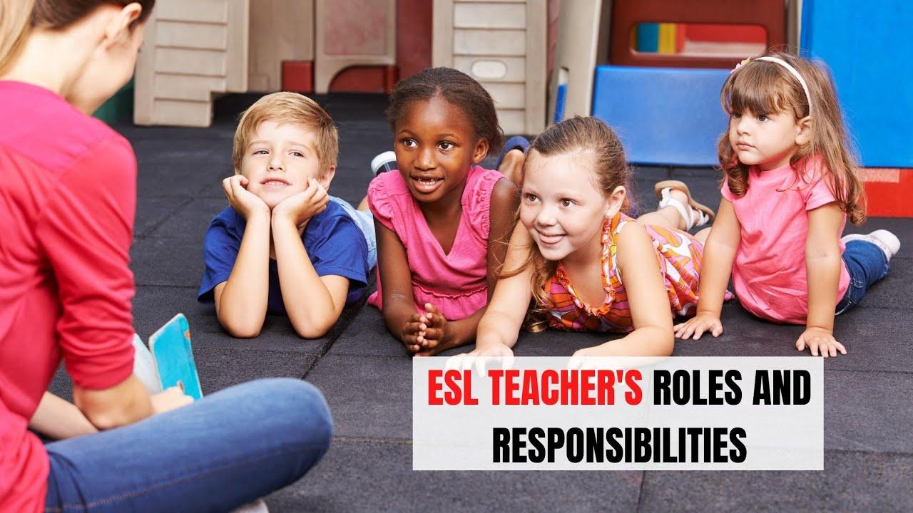 The Many Roles of the Teacher in the ESL Classroom | ITTT | TEFL Blog