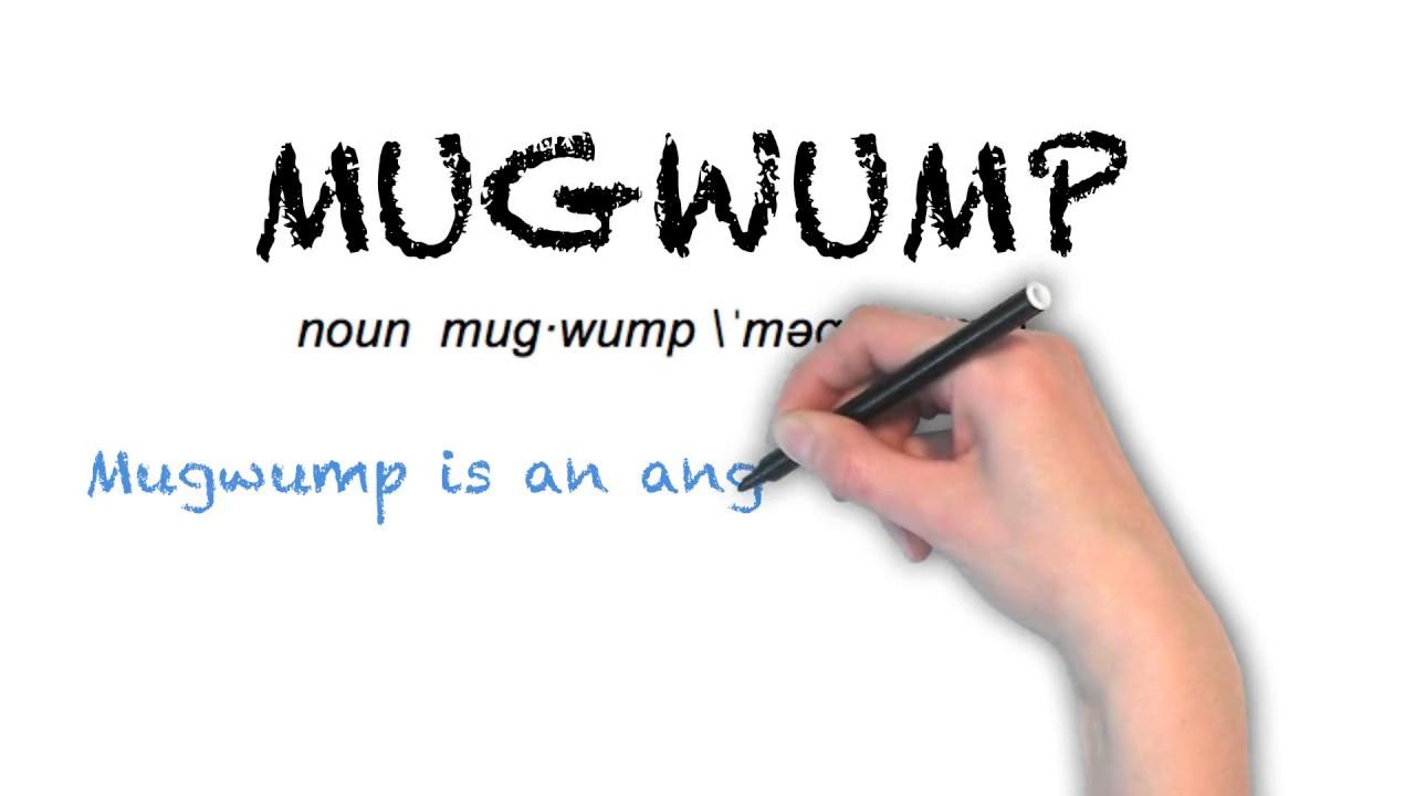 How To Pronounce 'MUGWUMP' | Ask Linda! | Pronunciation