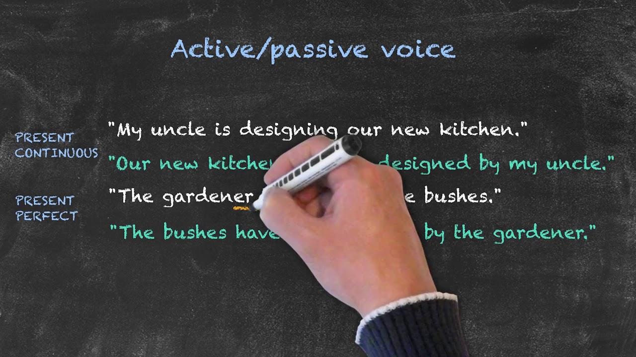 Active vs. Passive Voice Part 2 | Modals and Passive Voice