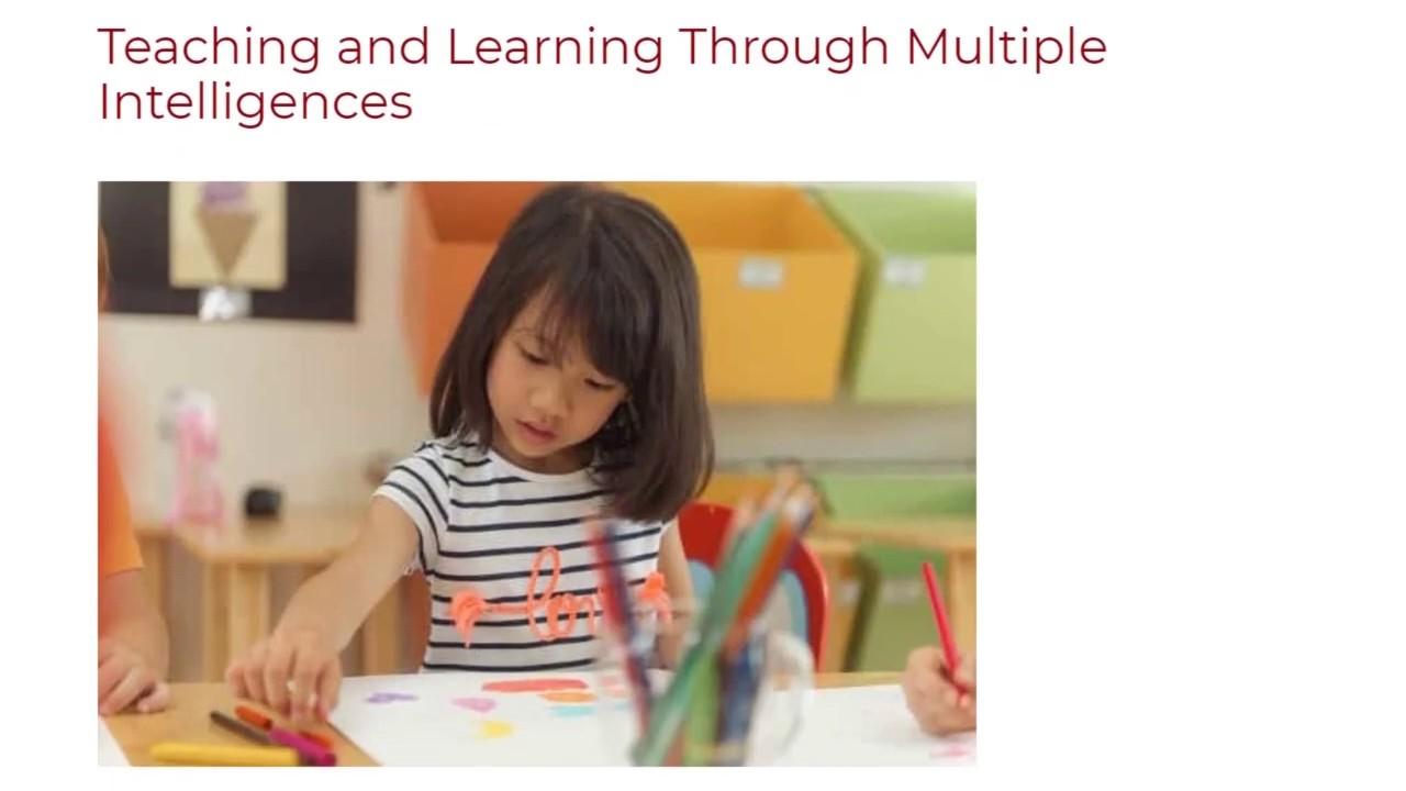 Teaching and Learning Through Multiple Intelligences | ITTT TEFL BLOG