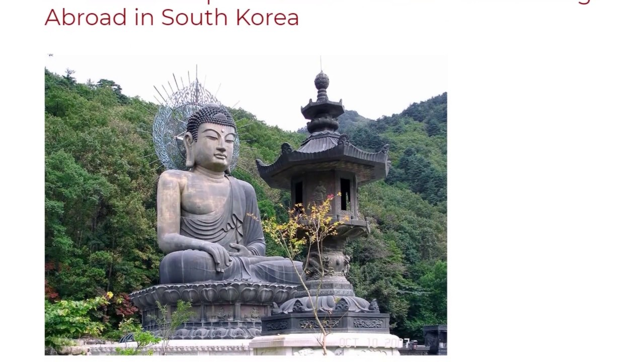5 Weekend Trips You Have to Go on While Living Abroad in South Korea | ITTT TEFL BLOG