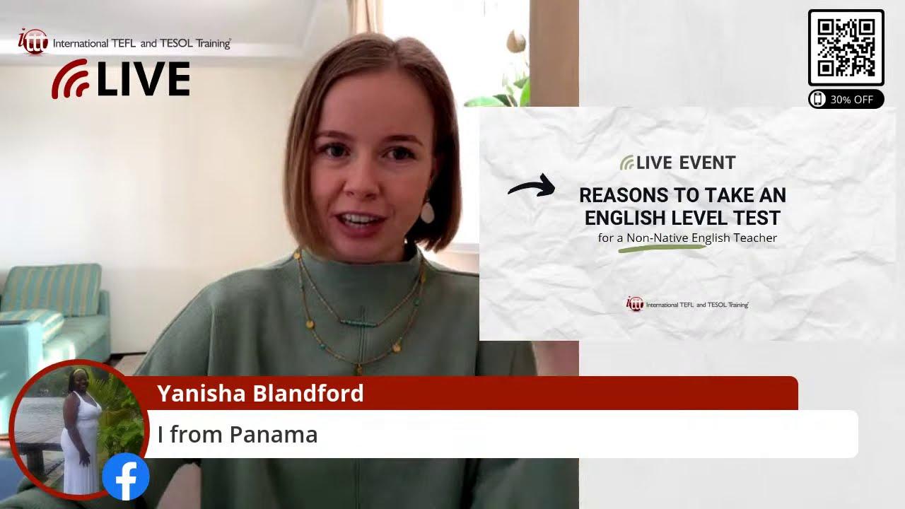 Reasons to take an English Level Test for a Non-Native English Teacher