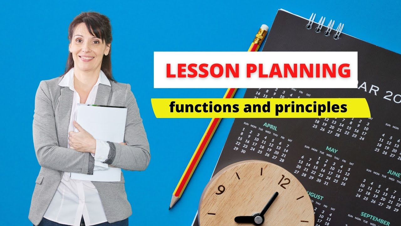 Key Functions and Principles of ESL Lesson Planning   ITTT   TEFL Blog