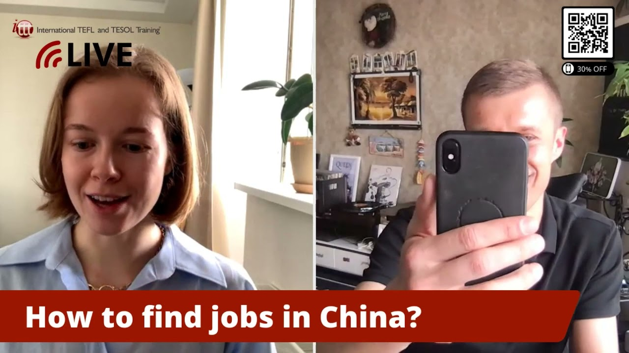 How to Find Jobs in China 2021: a Non-Native Teacher's Experience