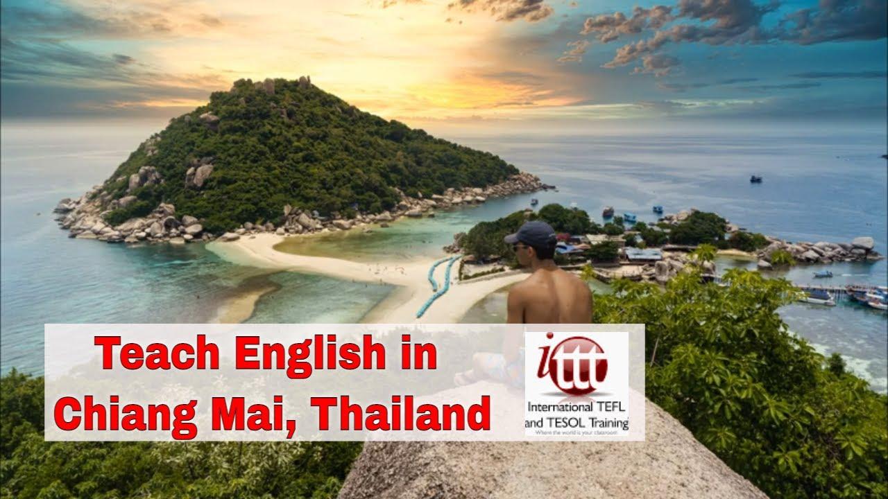 Teaching English Abroad: Chiang Mai, Thailand