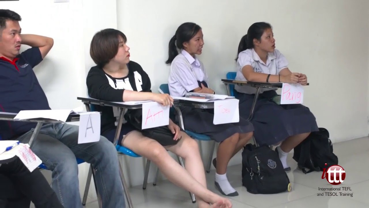 EFL Sample Lesson – Study Phase – Short Answers