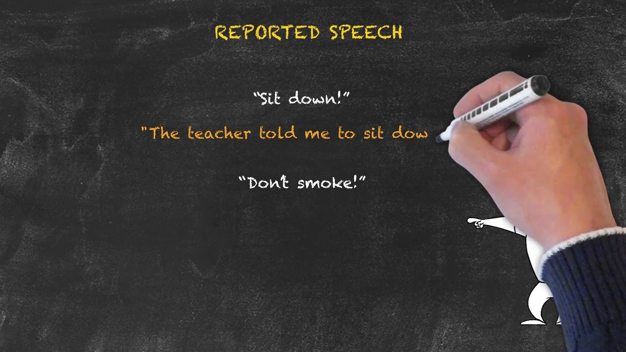 Special Cases in Reported Speech | Conditionals and Reported Speech