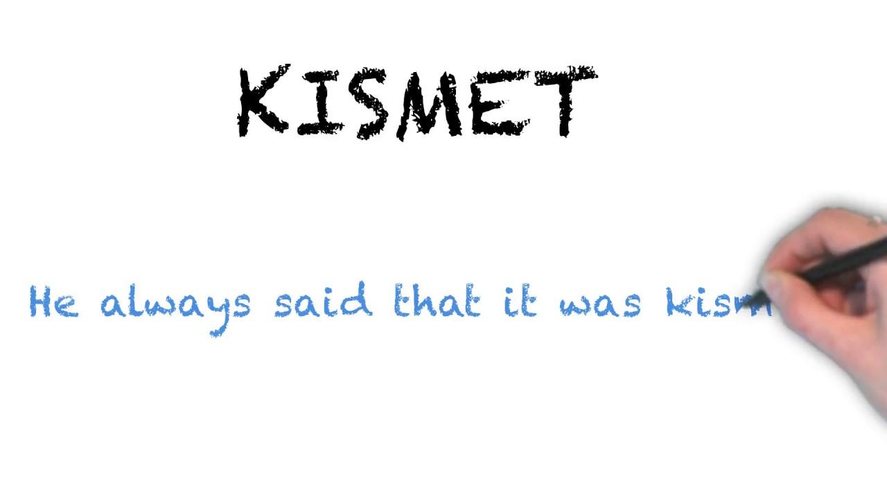 How To Pronounce 'KISMET' | Ask Linda! | Pronunciation