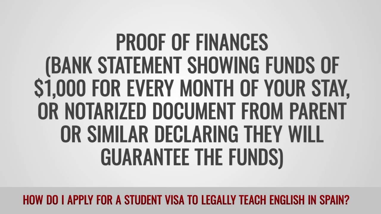 ITTT FAQs – How do I apply for a student visa to legally teach English in Spain?