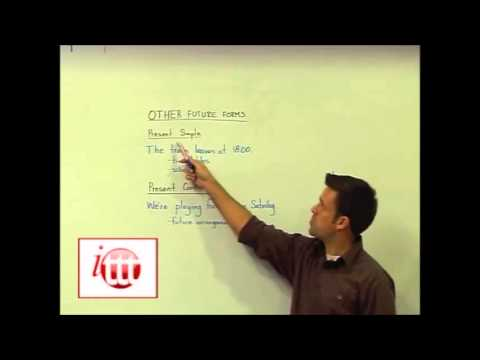 English Grammar – Future Tenses – TESOL Courses