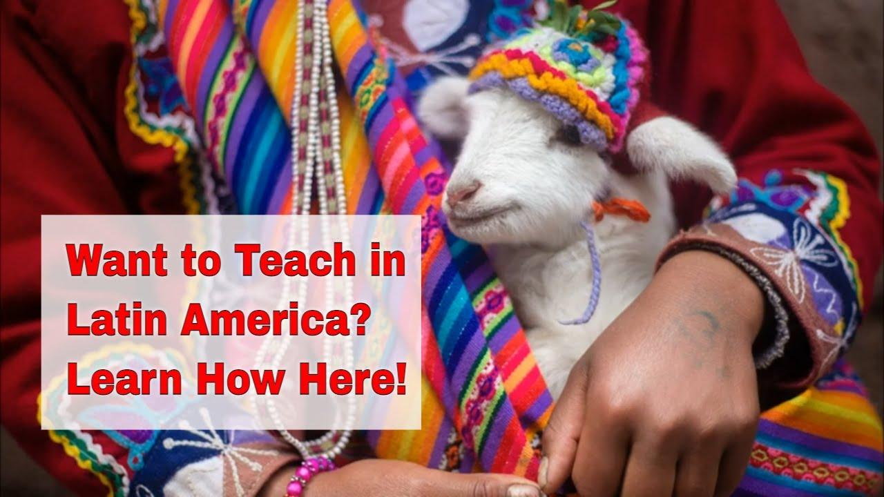 Top Tips for Teaching English in Latin America | ITTT | TEFL Blog