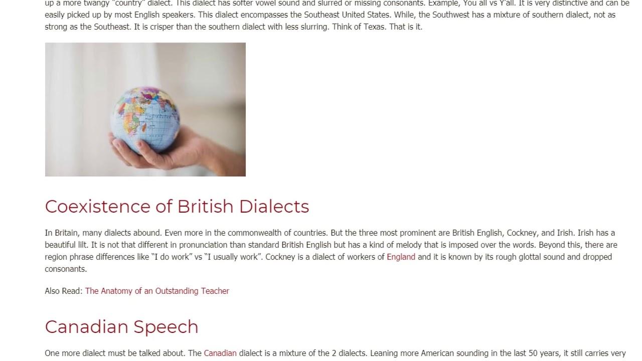 Future of English Considering its Derivatives Across the World | ITTT TEFL BLOG