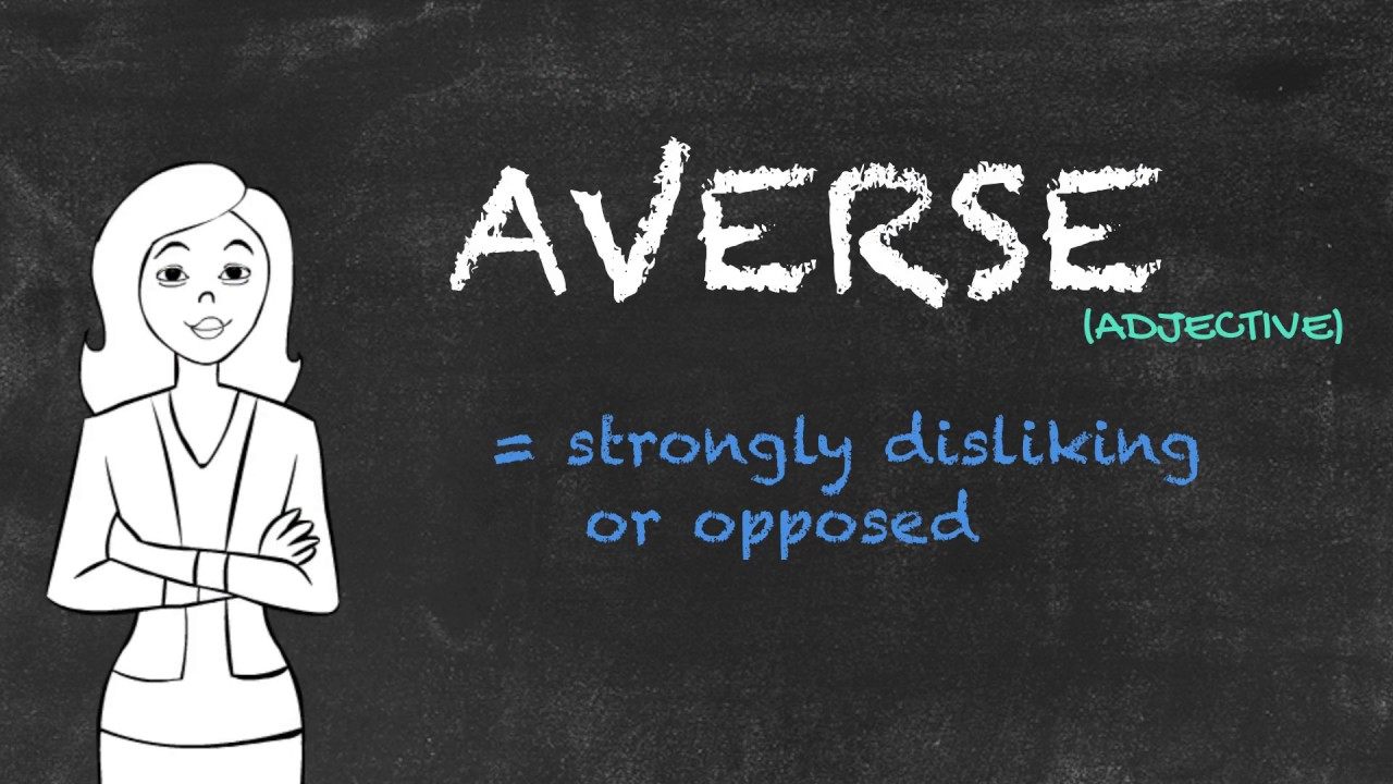 Adverse vs  Averse | Ask Linda! | English Grammar