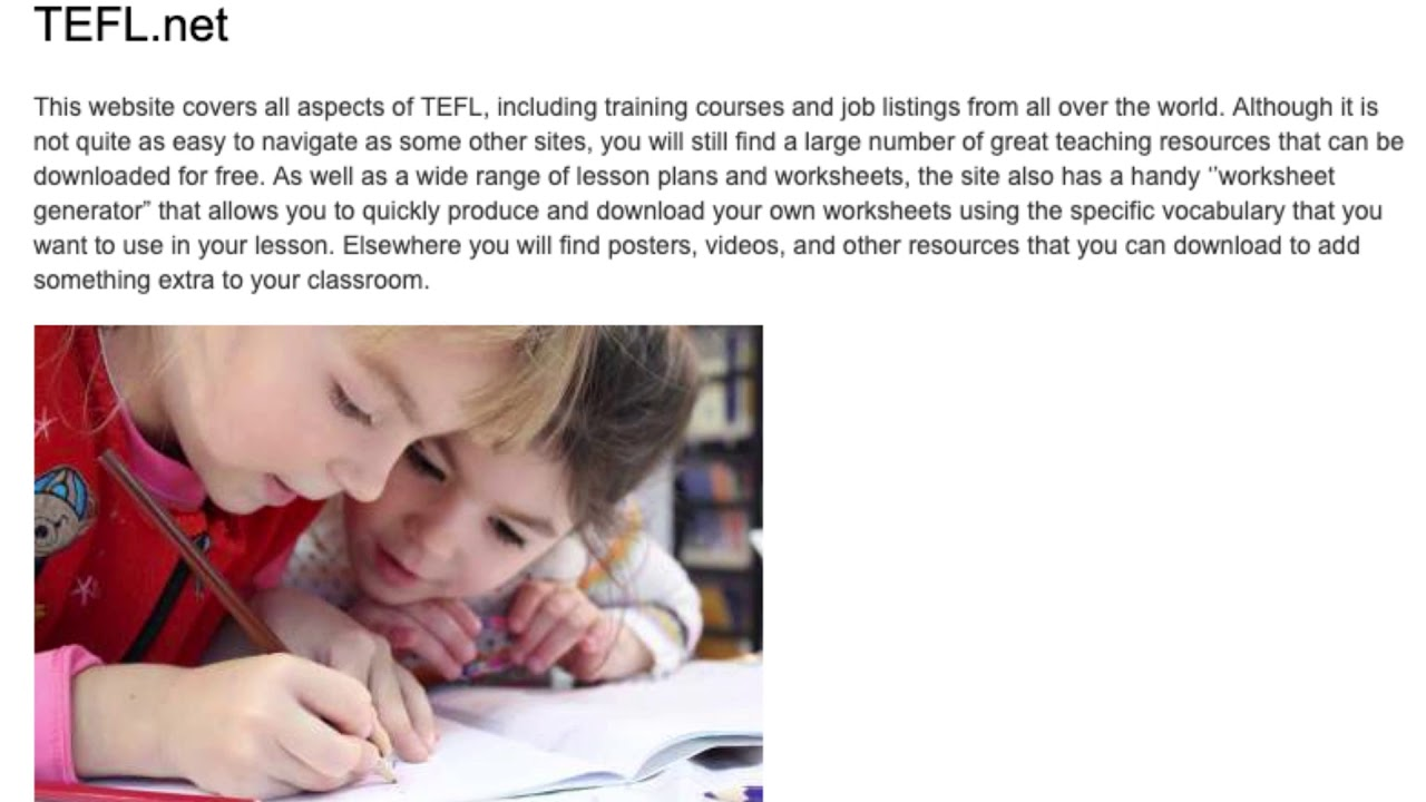 Top Online Lesson Plan Resources for New and Advanced Teachers   ITTT TEFL BLOG