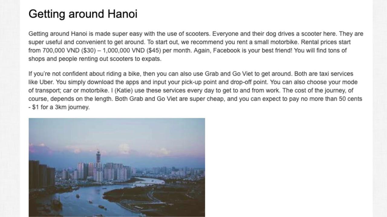 5 Important Things to Prepare You for Teaching English in Hanoi   ITTT TEFL BLOG