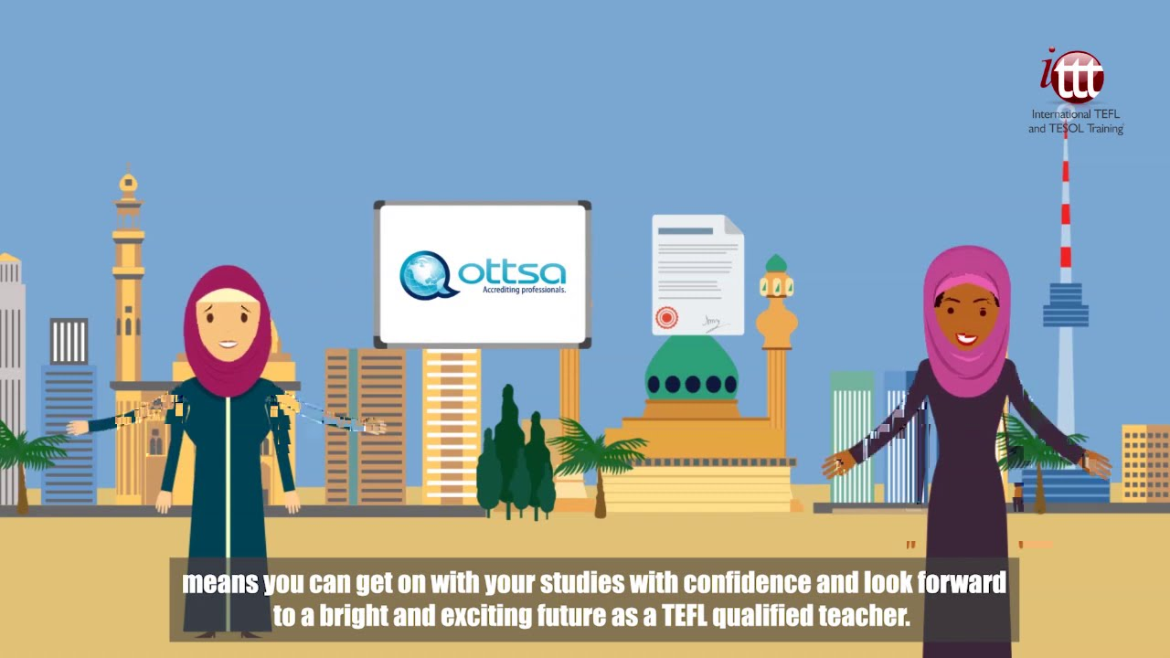 Why Should You Choose ITTT For Your TEFL or TESOL Course?