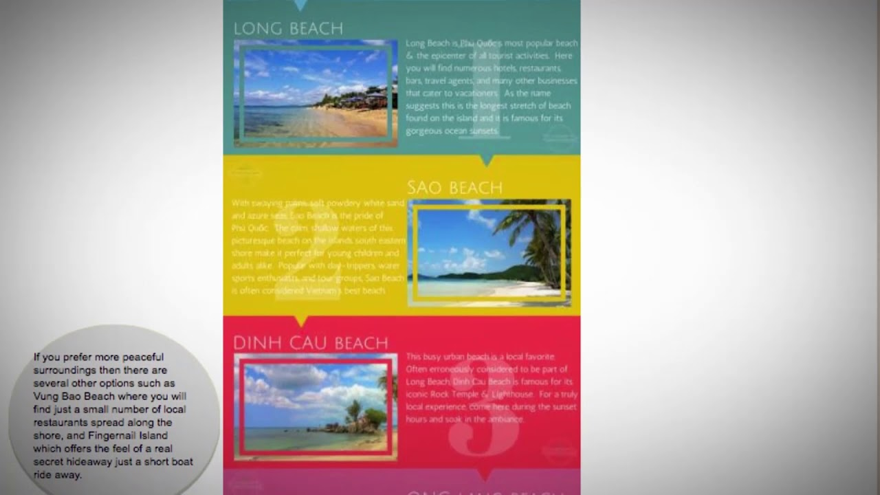 What are the best Beaches on Phu Quoc Island, Vietnam?