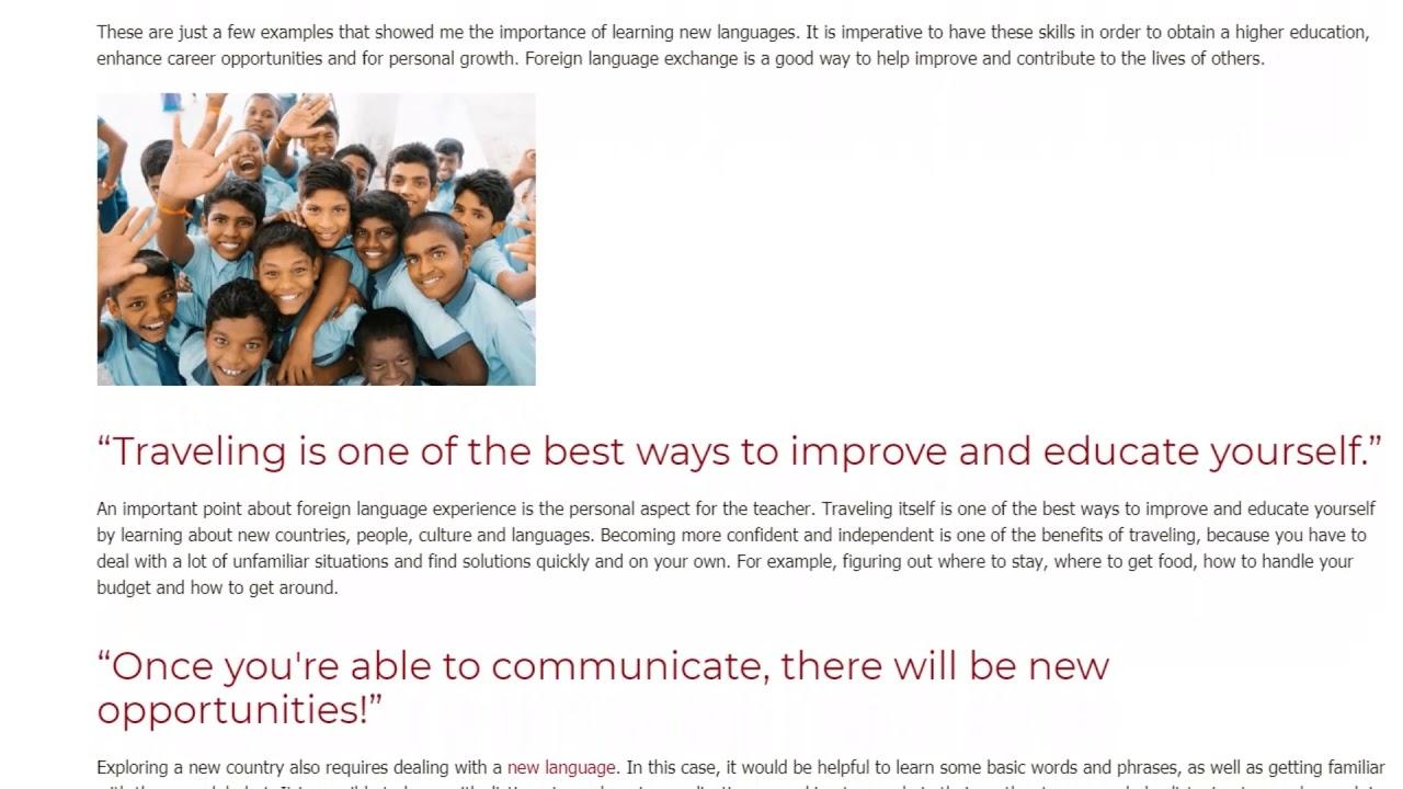 How Traveling The World Inspired Me To Teach English | ITTT TEFL BLOG