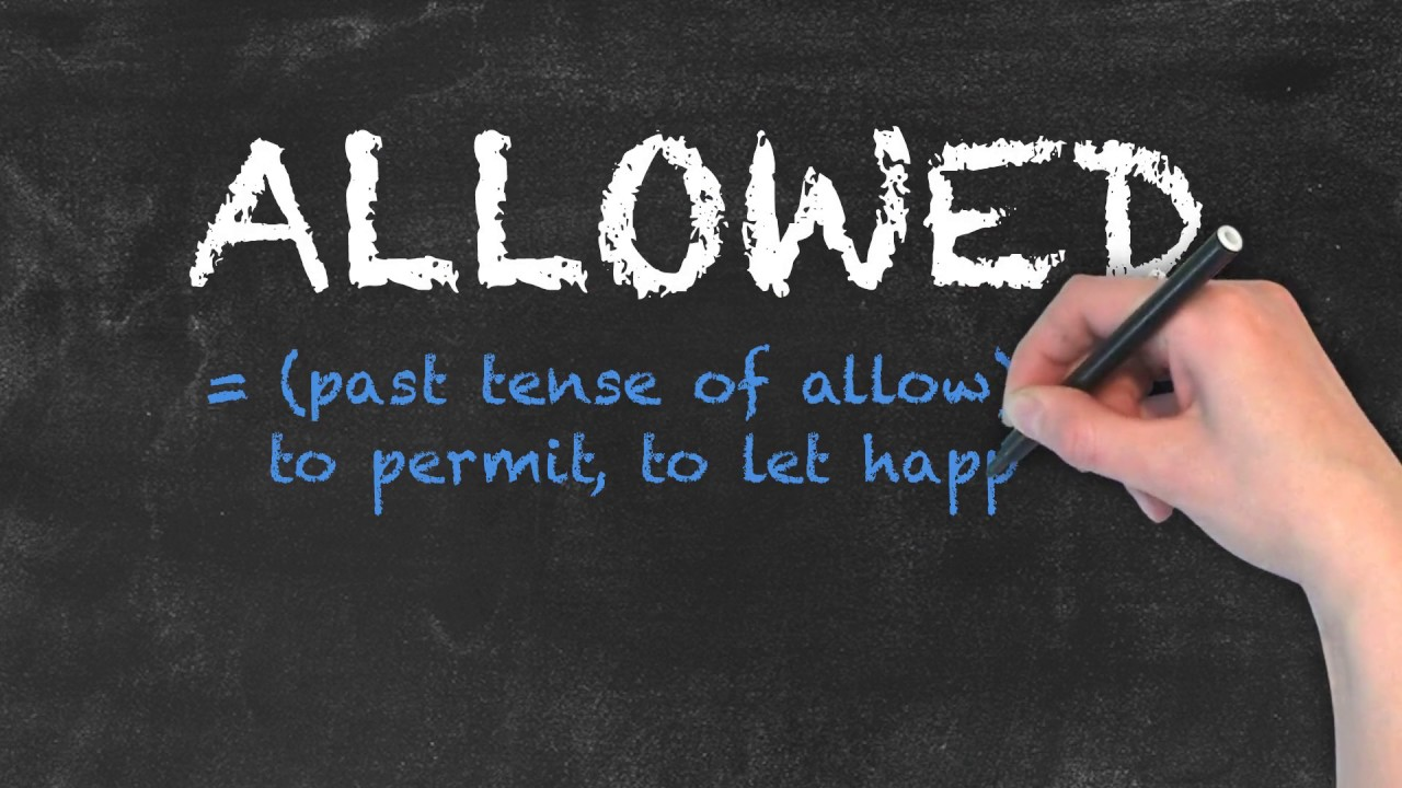 Aloud vs  Allowed | Ask Linda |