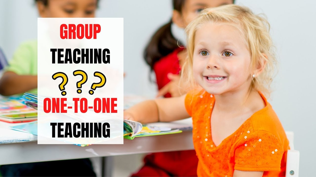 Adapting to the Differences Between Group Teaching and One-to-One Teaching   ITTT   TEFL Blog