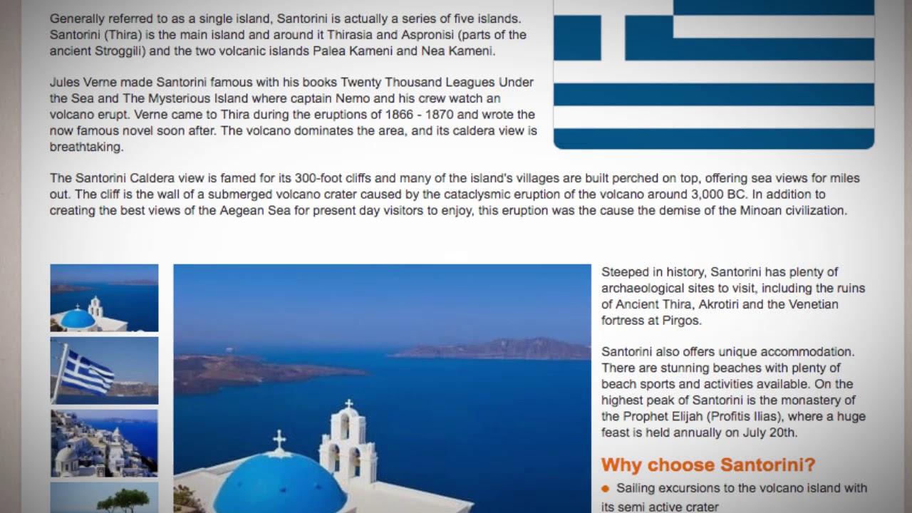TESOL Course in Santorini, Greece   Teach & Live abroad!